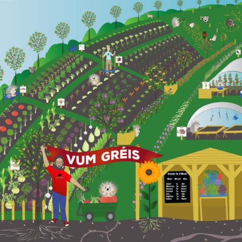 Vum Gréis